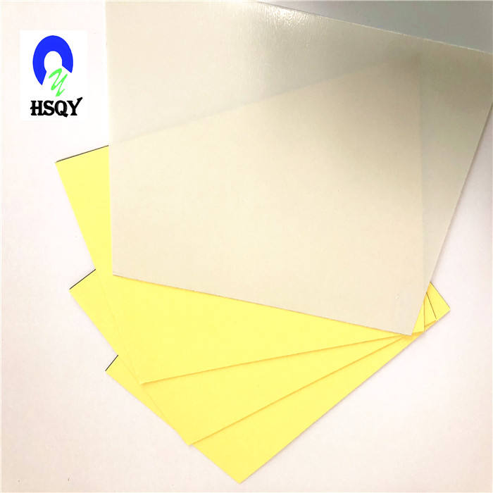 Square 12inch Photo Book Inner Pvc Sheets Black Double Side Self Adhesive Pvc Sheet Price