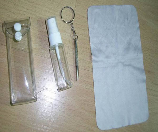 Eyewear and Lens care cleaning Kit