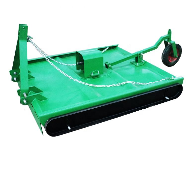 2020 China Farm Tractor Lawn Rear rotary slaser Topper mower grass cutting machine grass trimmer lawn mower