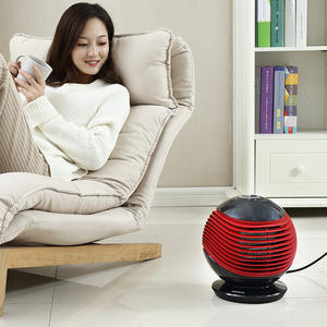 Electric Room Portable PTC Fan Heater With Remote Control