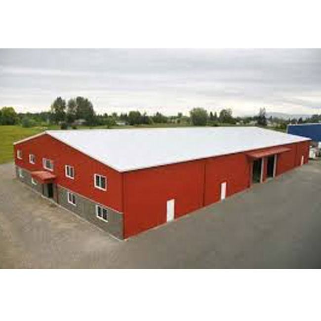Cheap warehouse structure Prefab steel storage buildings for sale