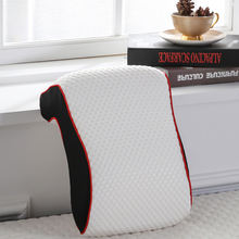 CQ-WS Office Napping Sleep Cushion Custom Soft Neck Rest Memory Foam Pillow