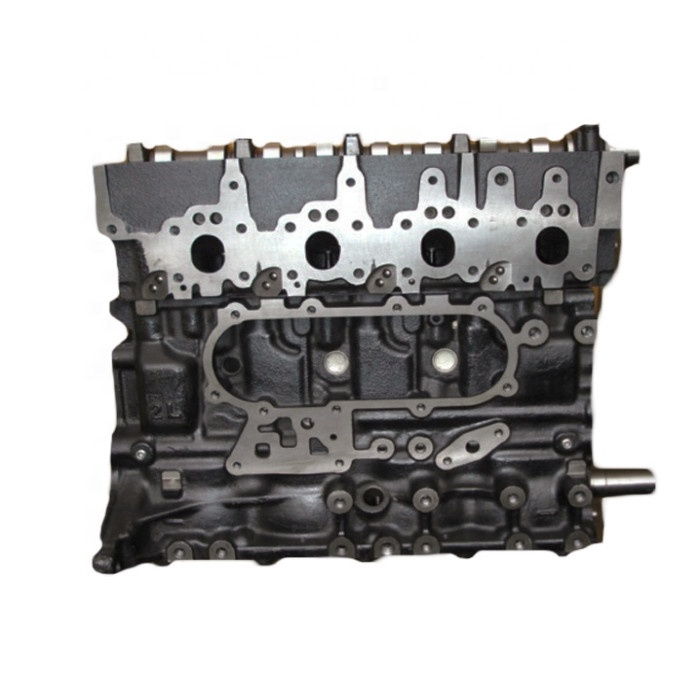 High Quality Diesel 3L 5L Engine Long Block for Toyota Hiace Engine