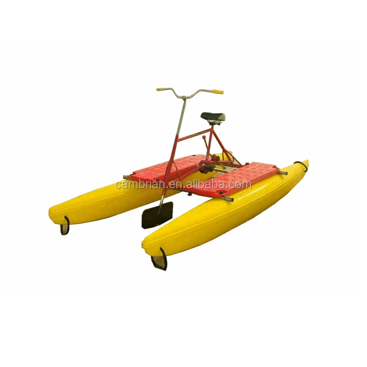 Factory supply water park aqua-cycle water bike for sale with low price