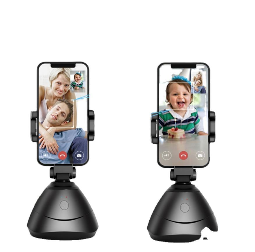 Upgraded Generation 360 Rotation Object Auto Face Smart Phone Tracking Holder For Vlog Shooting And Selfie Taking
