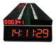 Outdoor Countdown Marathon Clock Display 2 Sided Digital Led Countdown Timer Battery