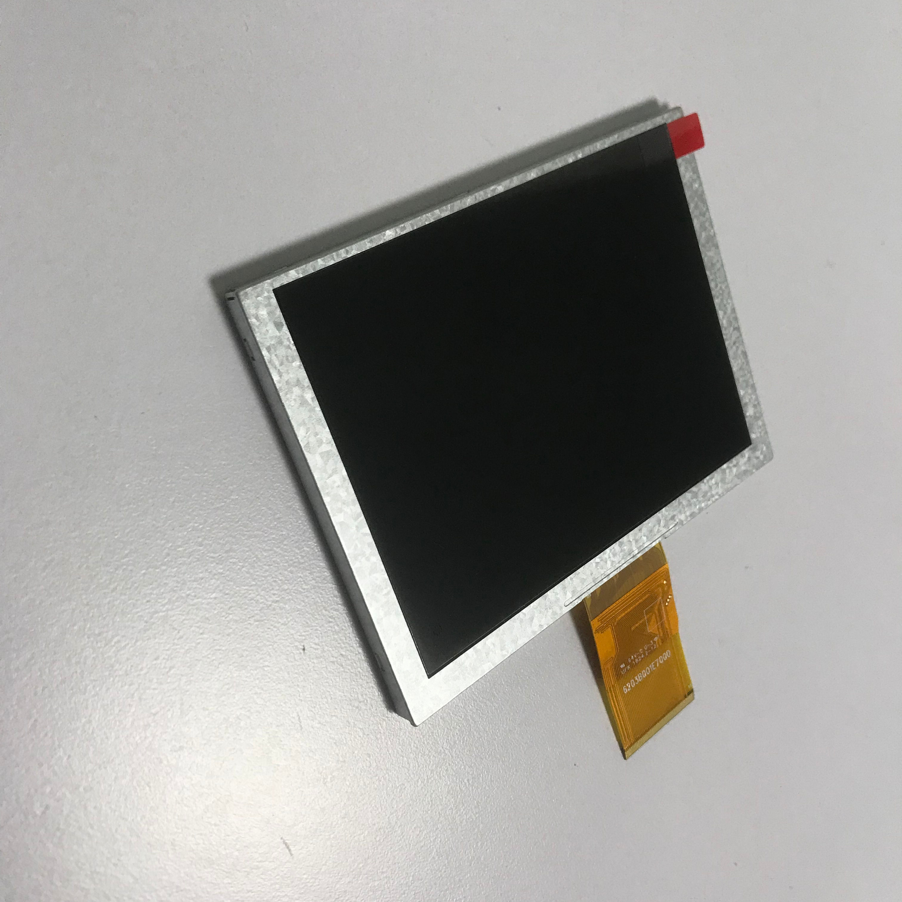 5.0 inch 640x480 RGB Interface TFT Square LCD Display panel for Home Appliance