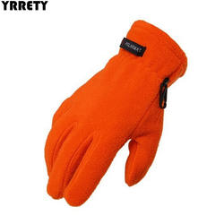 YRRETY Winter Non Slip Climbing Mountain Men Solid Color Mot