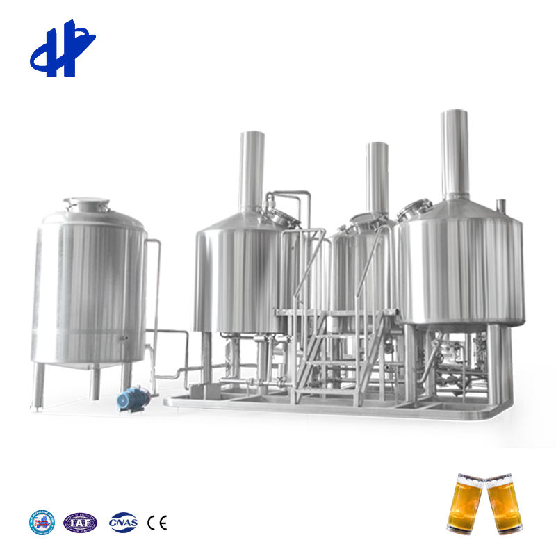100L 200L 300L 500L Micro Beer Brewing Mini Brewery Equipment Beer Manufacturing Plant
