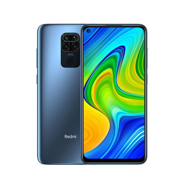 "New Global version Redmi Note 9 64GB Smartphone 18W fast Charging 6.53"" DotDisplay 48MP Camera Xiaomi Mobile Phone"