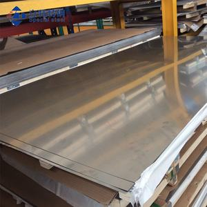 Mirror Polished DIN1.4592 Steel Plate AISI 316 stainless steel sheet