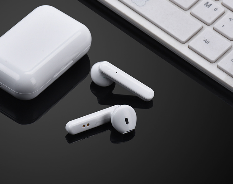 Earbud stereo motion wireless headset is available exclusively for Apple Android system