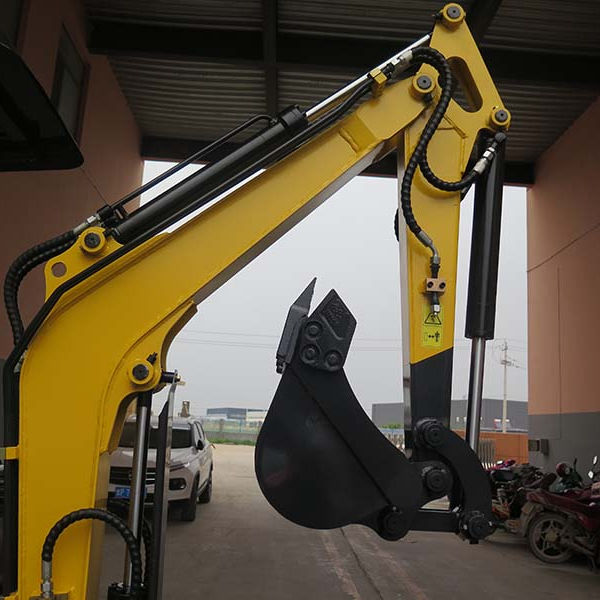 New Excavator From Infront Construction Prices