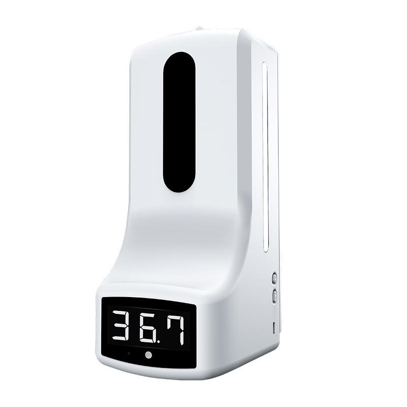 Automatic sensor K3 K3PRO wall-mounted thermometer K9 new alcohol automatic soap dispenser