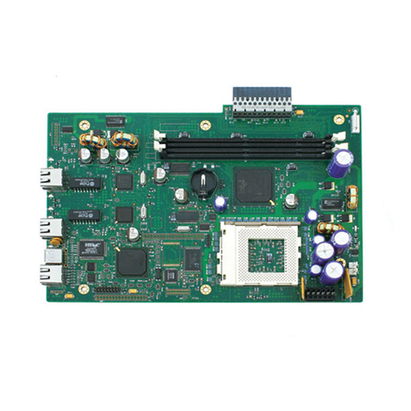 Bluetooth WIFI Wireless Circuit Board Multi Layer Board Router Fr-4 PCB Board Assembly Factory