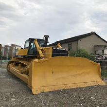 Construction Machinery Brand used Komatsu d155 Crawler Bulldozer for Sale