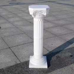 Wholesale Roman column plastic pillar flower arrangement