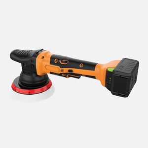 High Quality Cordless Car Polisher 125mm 150mm 1500-4500rpm 20V Orbital Car Buffing Machine