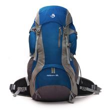 Hasky  Waterproof 65L Hiking Backpack Bag Outdoor Backpack for Camping Hiking