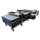 Cheap best multi station table Digital Inkjet industrial dtg printer for company sport team building promotional shirt printing