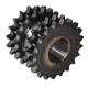 Standard Sprocket Wheel Iso Sprocket Wheel High Quality Standard Industry Standard Idler Chain Sprocket Gear Wheel 40 50
