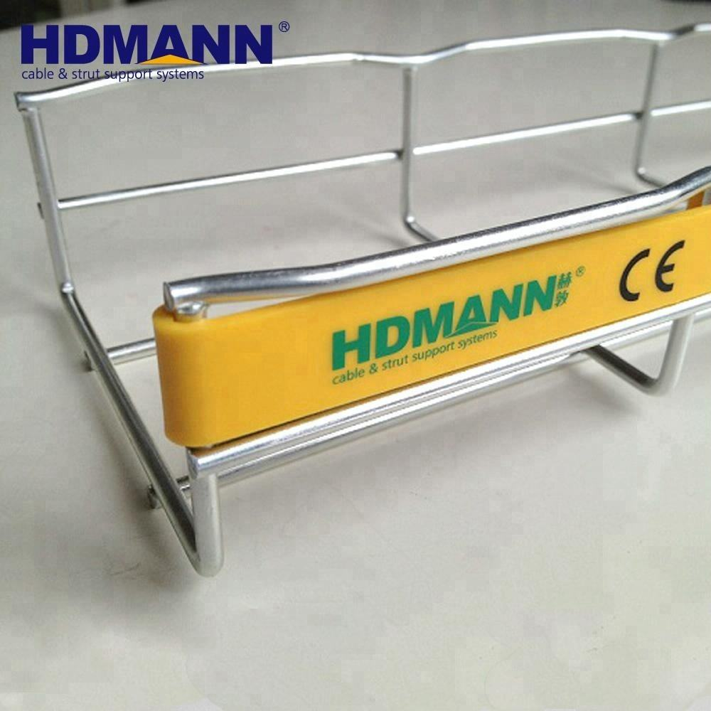 Zinc Plated Or Hot Dip Galvanised Basket/Wire Mesh Cable Tray Prices