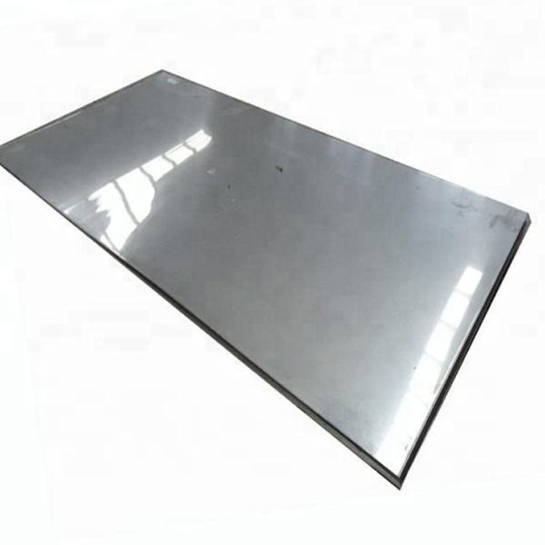 Mirror finished stainless steel sheet No.1 surface sus 304/316/316l/904l/202 410 420 430 stainless steel sheet