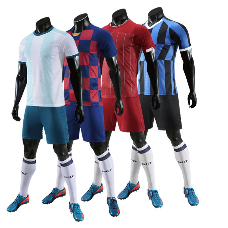 Thai quality factory wholesale soccer jersey/soccer wear cheap price