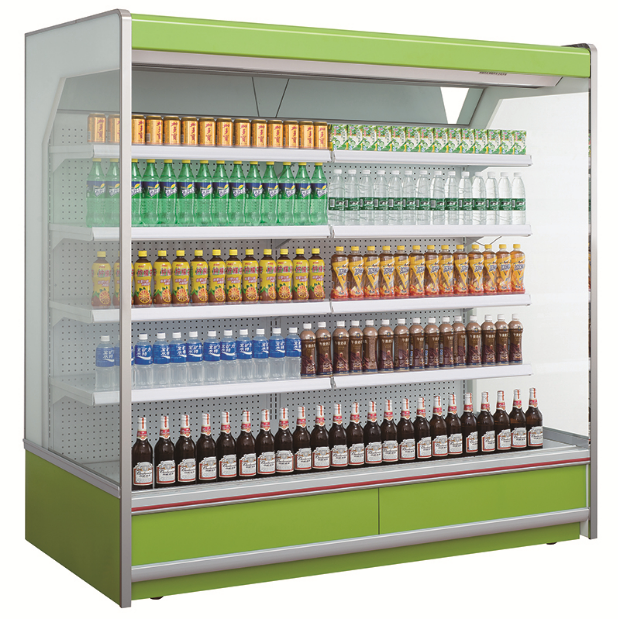 Air Cooling [ Refrigerator ] Display Fridge Refrigerator Supermarket Display Fridge Price Display Fridge Refrigerator Display Freezer For Supermarket