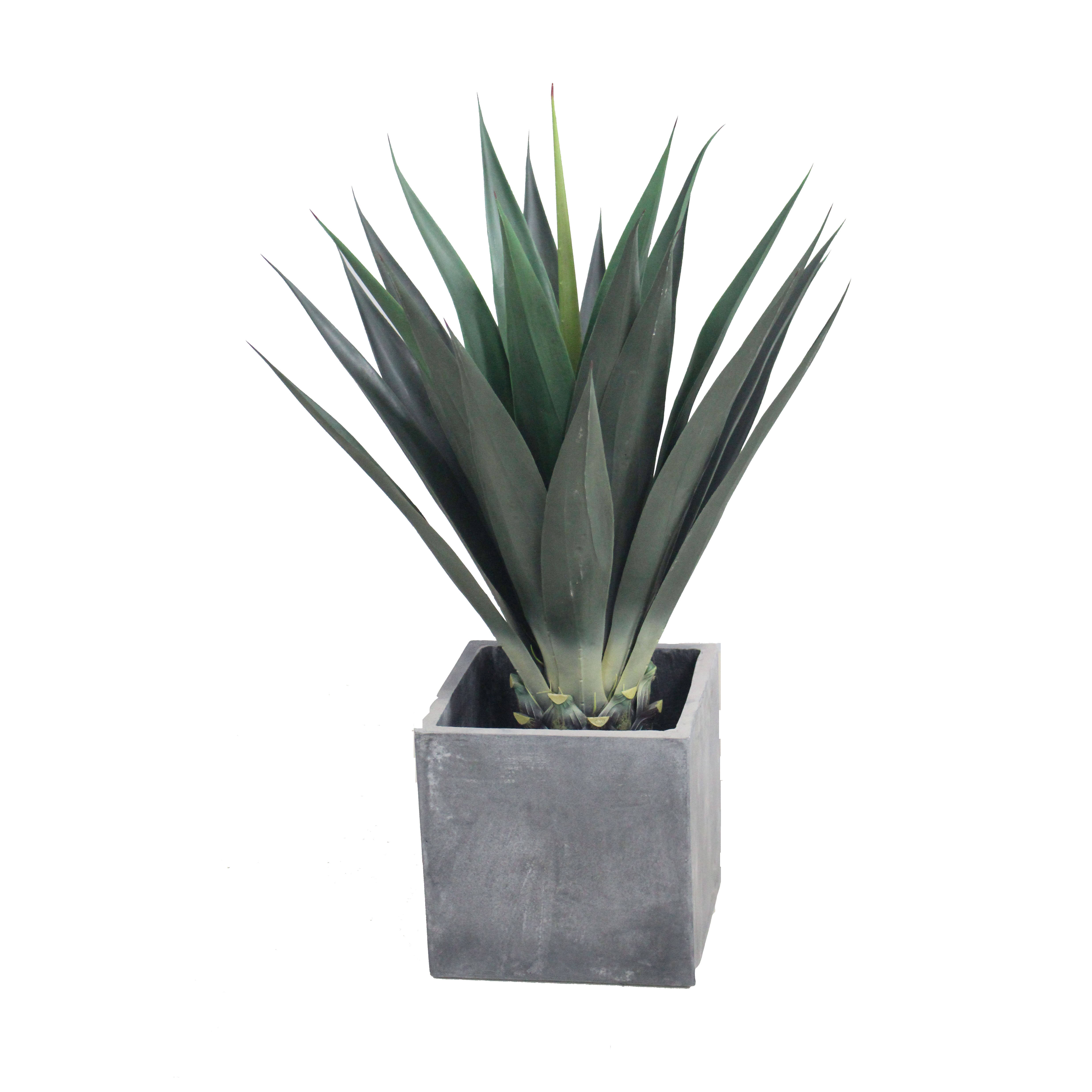 Indoor decoration artificial yucca bonsai plant tropical plant