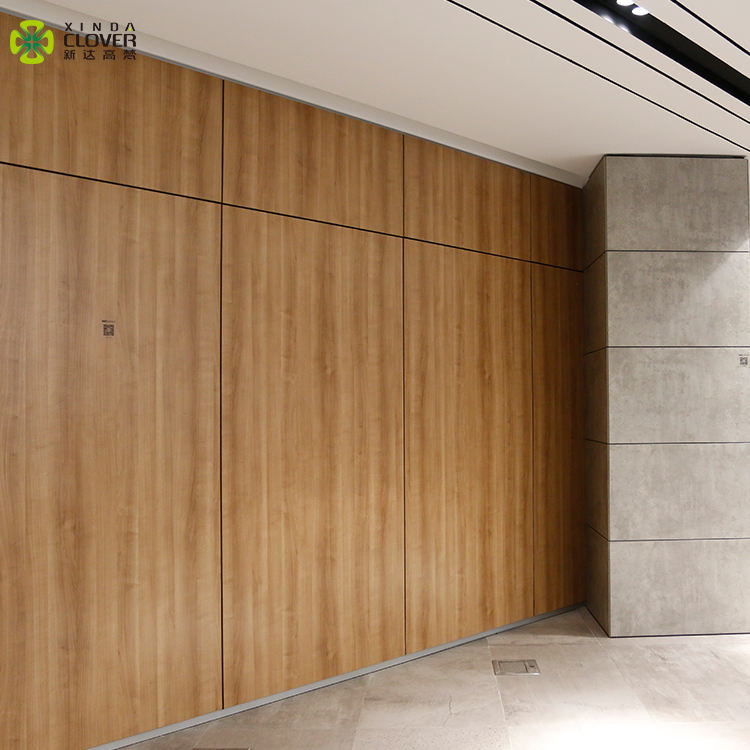 2020 modern office furniture acoustic wood wall panel