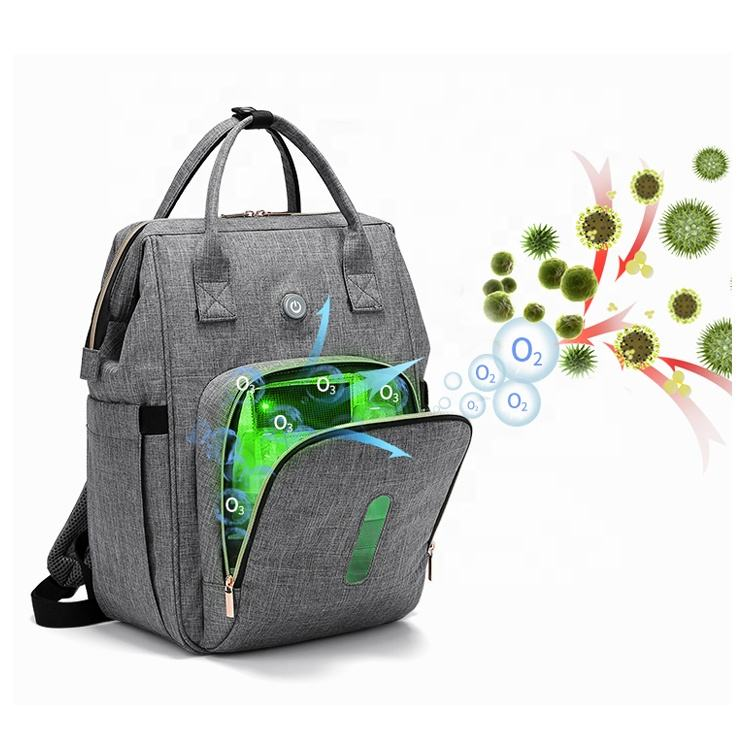Multifunctional Ozone Disinfection Diaper Bag Baby Bags For Mother