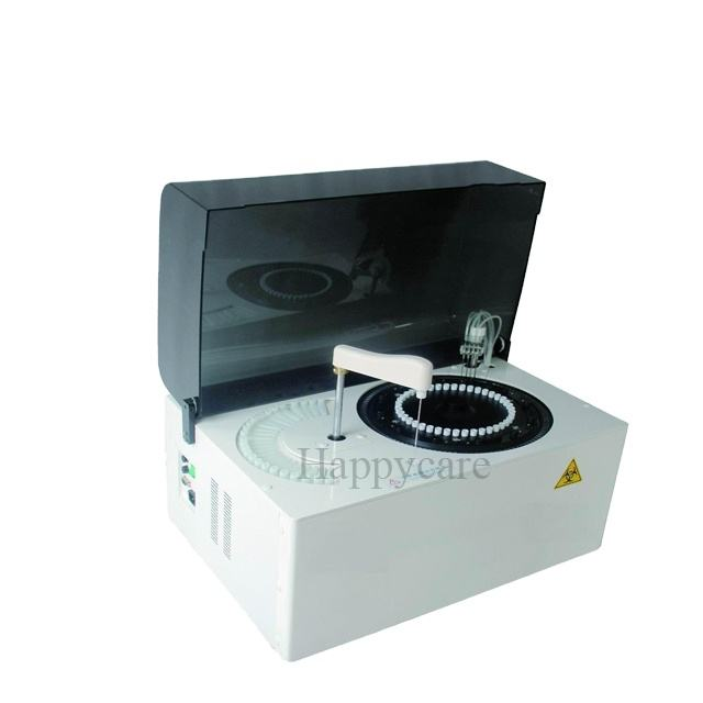HC-B010 160 Test Snelheid Chemie Analyzer <span class=keywords><strong>Bloed</strong></span> Chemie Analyzer Veterinaire Automatische Chemie Analyzer