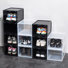 China made top quality drop front sneaker shoe box storage