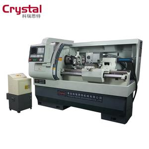 Grand métal tournant cnc tour CK6150A machines d'occasion