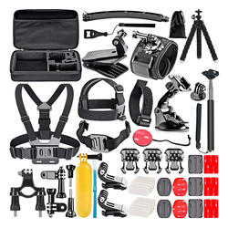 50 in 1 Action Camera Accessories Kits Sport Camera Accessor