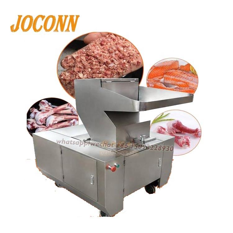 Automatic bone mud making machine/chicken bone mud machine/bone paste grinding machine