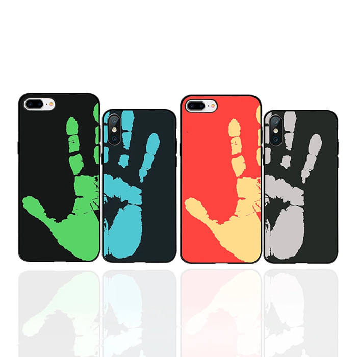 Newest Thermal Induction Color Changing best selling products 2020 in usa phone case