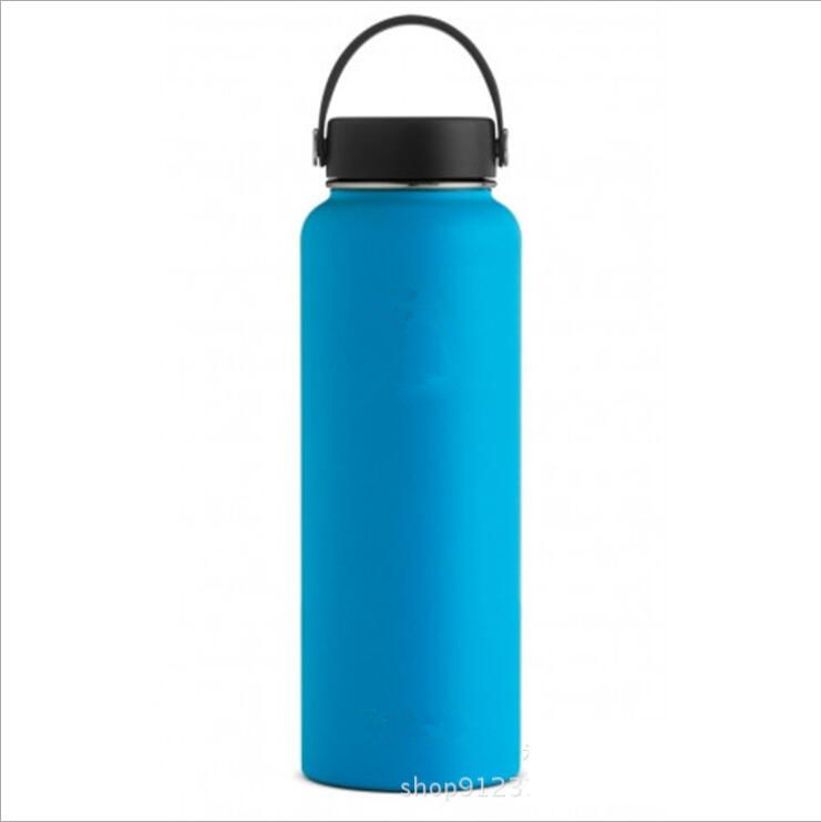 wholesales double wall stainless steel colourful vacuum flask.Large capacity water flask 304 flask