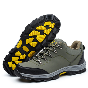 2020 shoes manufacturer industrial steel Toe logistics Electrical Insulation Works woodland esd custom men safety shoes