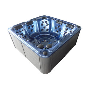 Large Outdoor Swimming Hot Tub Spa With Function China Foshan Bathtub