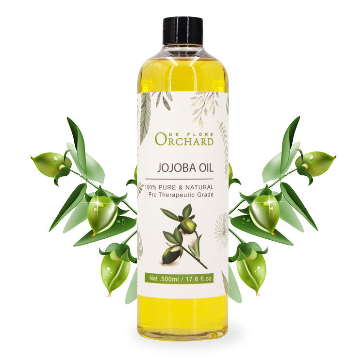 Jojoba oil,100 pure and natural,CAS 61789-91-1, wholesale