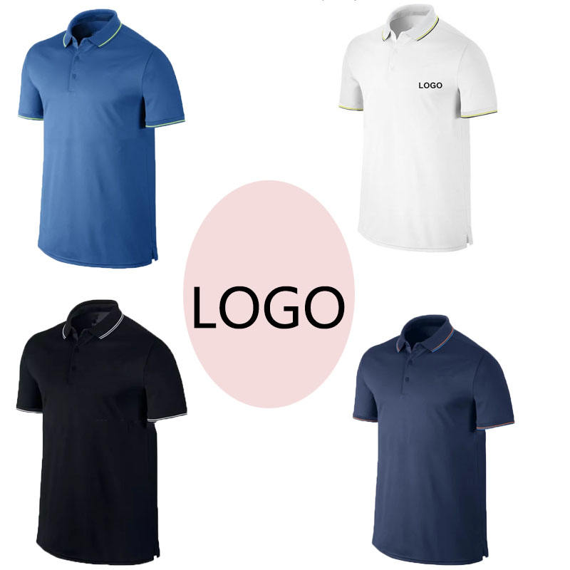 Election cotton promotional collar polo t shirt with custom printing logo made in Chinn OEM and ODM