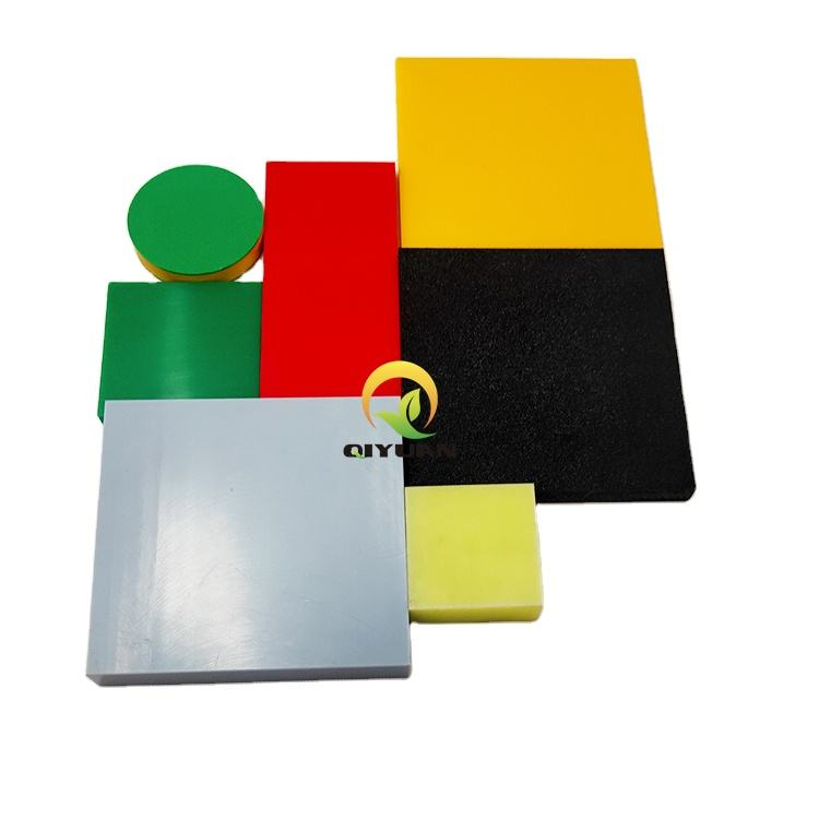 UHMWPE blocks shock and noise absorption impact resistant UHMWPE plastic sheet