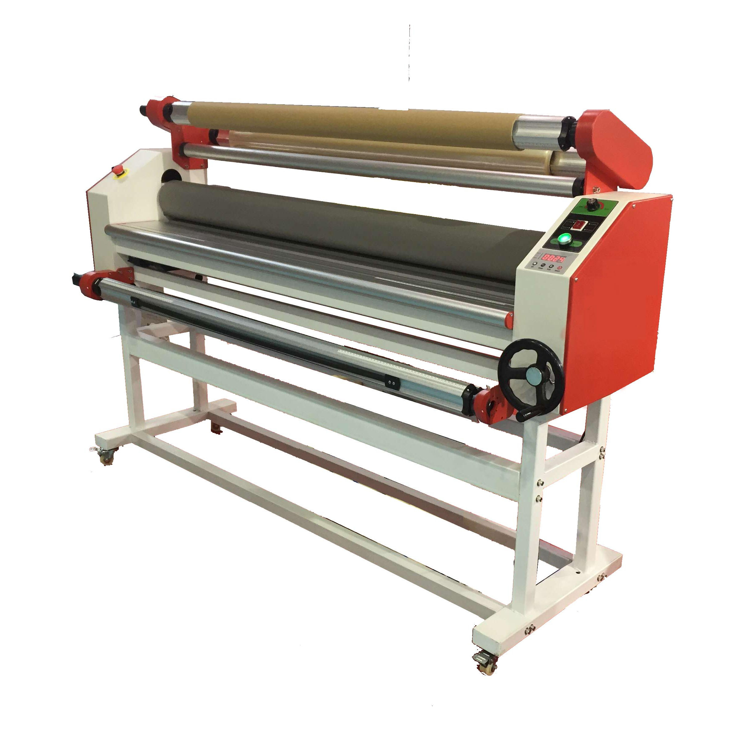 Hot & Cold Laminating Machine , Full Automatic Laminator