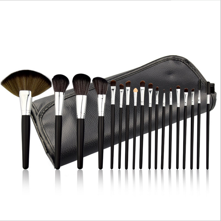 Factory Price Hot Sale Makeup Brushes Vegan Private Label 18 PCS Make Up Brushes Sets