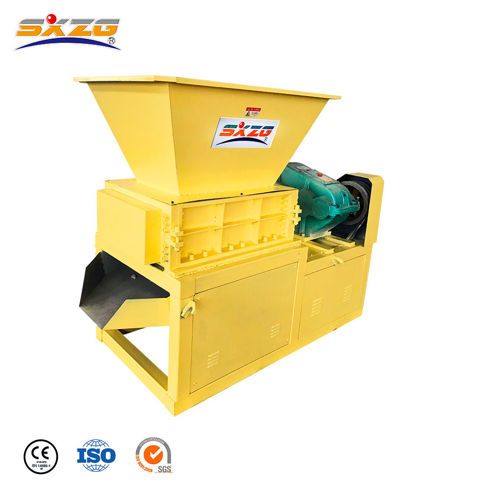 hand small metal shredder and portable industrial metal shredder