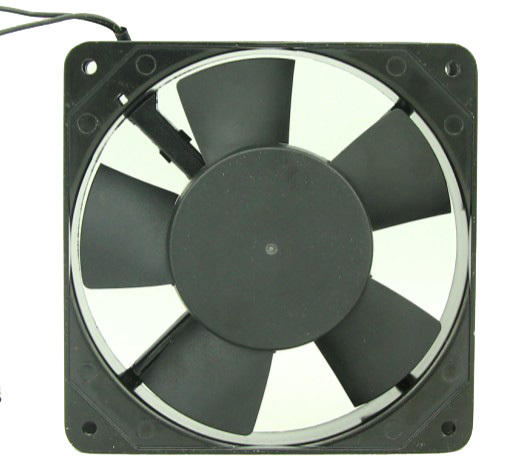 120x120x25mm AC Mini Industrial Fan , Industrial Axial Cooling Fan