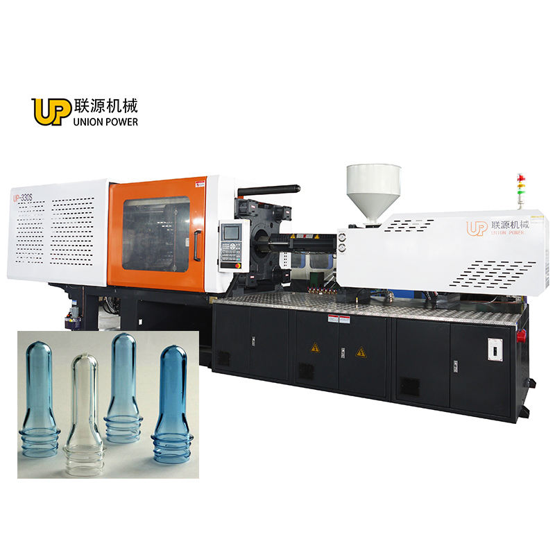 300T PET preform making plastic injection moulding machine