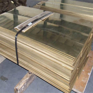 UNS C27400 Factory Supply Good Price Copper Sheet 3mm